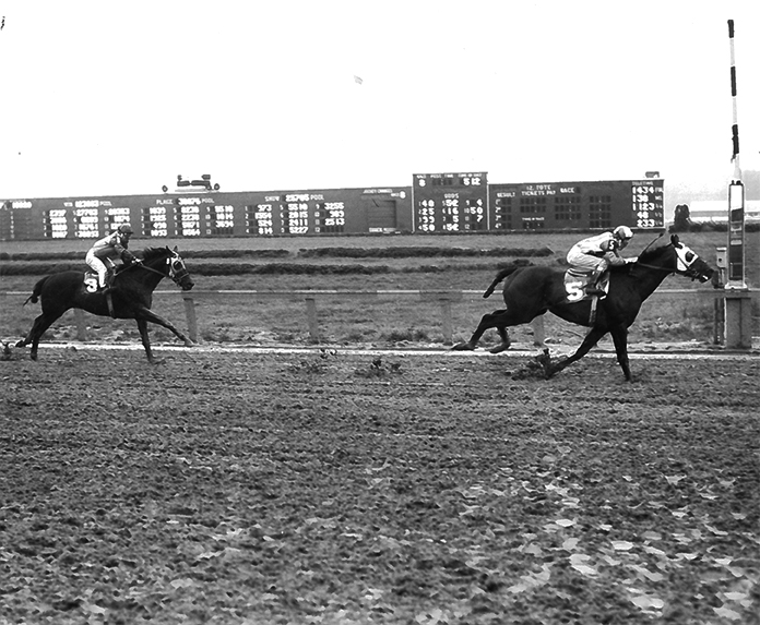 1966 Governor's Gold Cup, Bowie