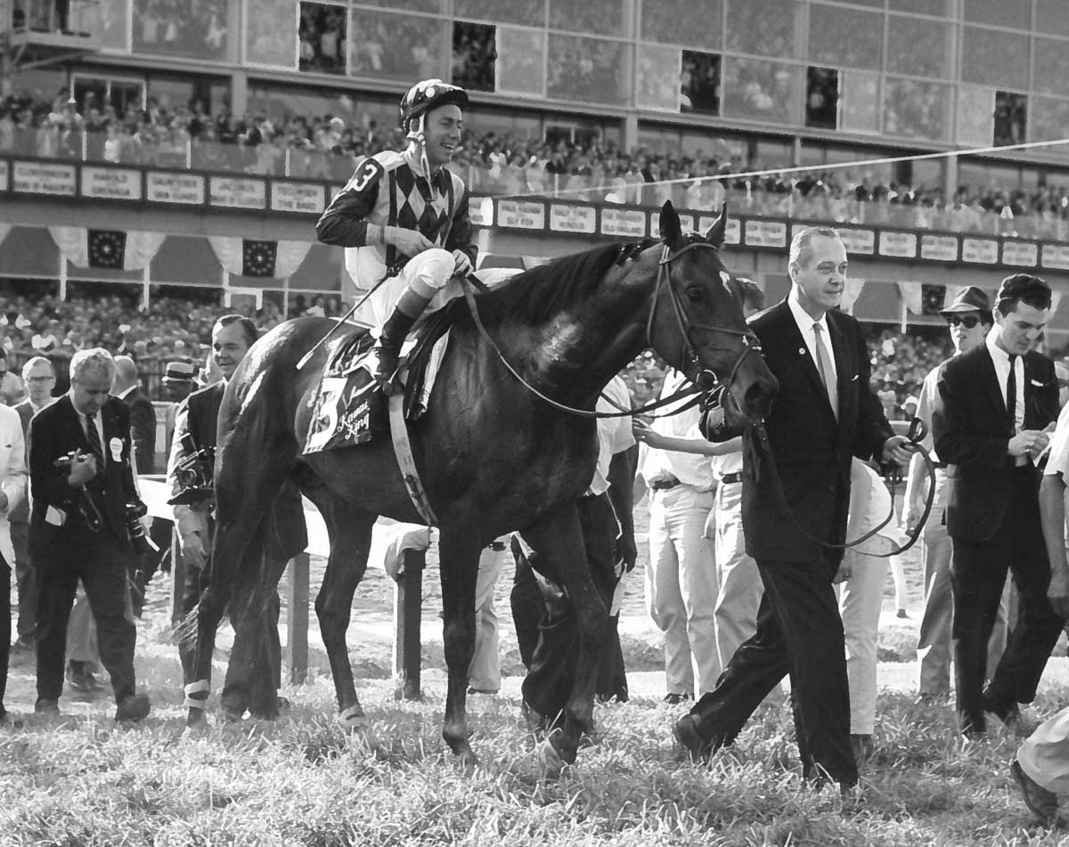 1966 Preakness Stakes, Pimlico